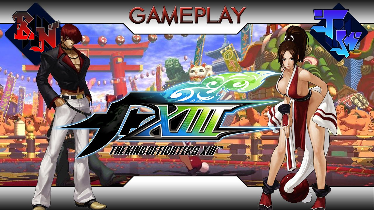 king of fighters xiii steam edition