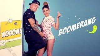 Смотреть клип Kristo & Eva - Boomerang
