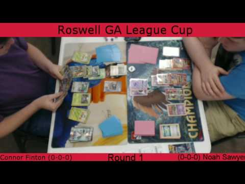 Roswell GA Spring League Cup - Round 1