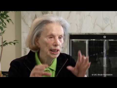 Holocaust Survivor Sara Shapiro Full Testimony
