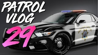 I DID IT. I ISSUED A TRAFFIC CITATION. (Virtual Ride Along Ep 29)