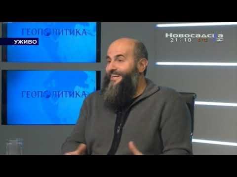 Geopolitika 15  novembar 2018 gost Muamer Zukorlić