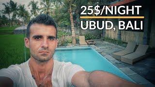 AMAZING 25$/NIGHT VILLA IN UBUD, BALI