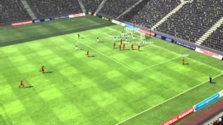 Escocia 0 - 9 Portugal - Match Highlights