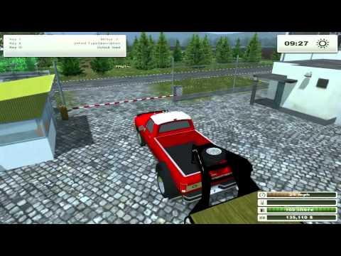 Farming simulator 2013 mods dodge chevy ford gmc trucks