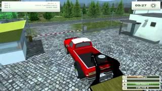 Farming Simulator 2013 Mods- Dodge W350 Pack