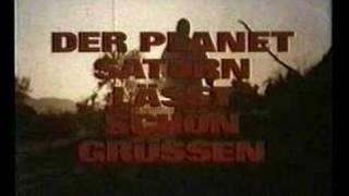 Der Planet Saturn lässt schön Grüßen (1977) Trailer [german]