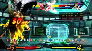 UMvC3 Combo - Collab In The Lab [LHI] DOOMFACE (TAC SWAG)