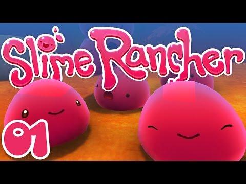 MES NOUVEAUX COMPAGNONS TROP MIGNONS ! | Slime Rancher ! #Ep1