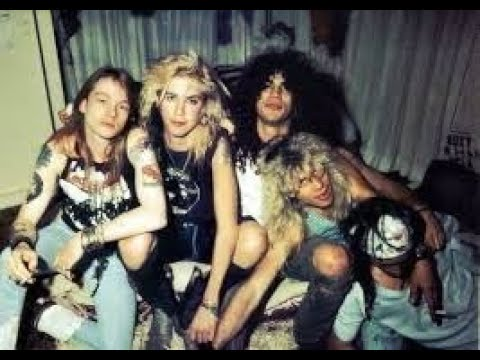 The Time Guns N' Roses Trashed Their Apartment During the Appetite for Destruction Album Sessions