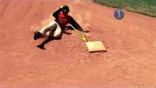 How To Perform A Hook Slide In Baseball
