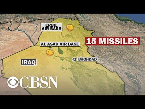 Iran attacks U.S.