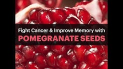 Incredible Pomegranate Seeds Benefits (3rd one Is Life-Saving)