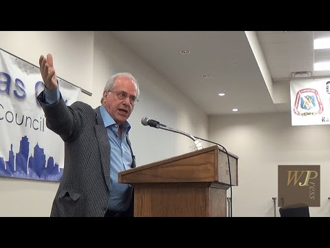Economist Richard Wolff speaks about capitalism, socialism & democracy (FULL EVENT)