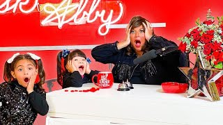 AVA FLIPS OUT ON NEW SHOW WITH ABBY LEE MILLER FROM DANCE MOMS!!