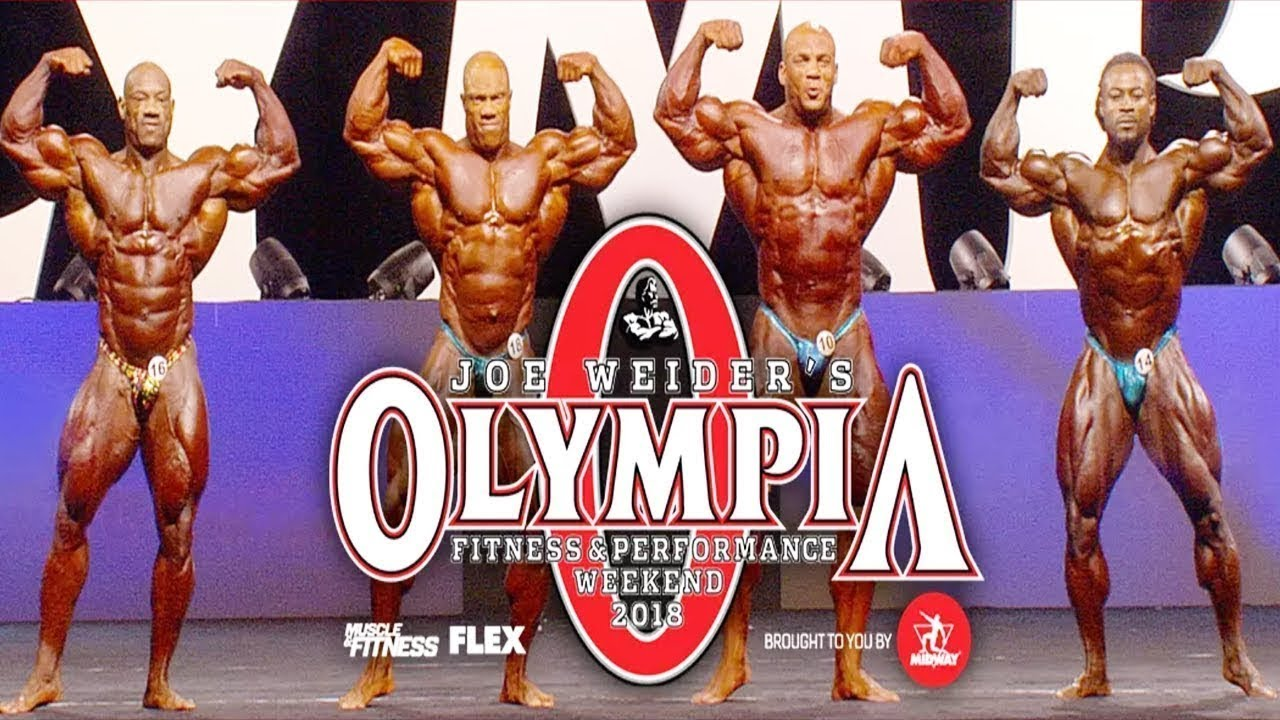 mr olympia live