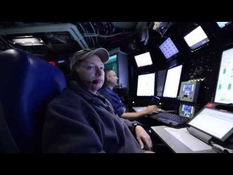 US Navy Sea Trial Minnesota SSN 783 Attack Submarine (Virginia Class)