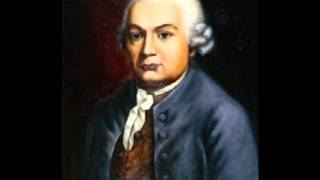 C.P.E. Bach: Sonata In A Major, H. 186, Wq. 55/4, II