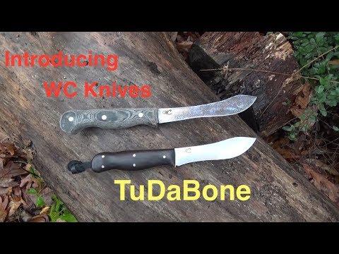 introducing wc knives tudabone a boning fillet butcher knife youtube. Black Bedroom Furniture Sets. Home Design Ideas
