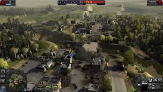 World in Conflict PC Games Gameplay - Up close with