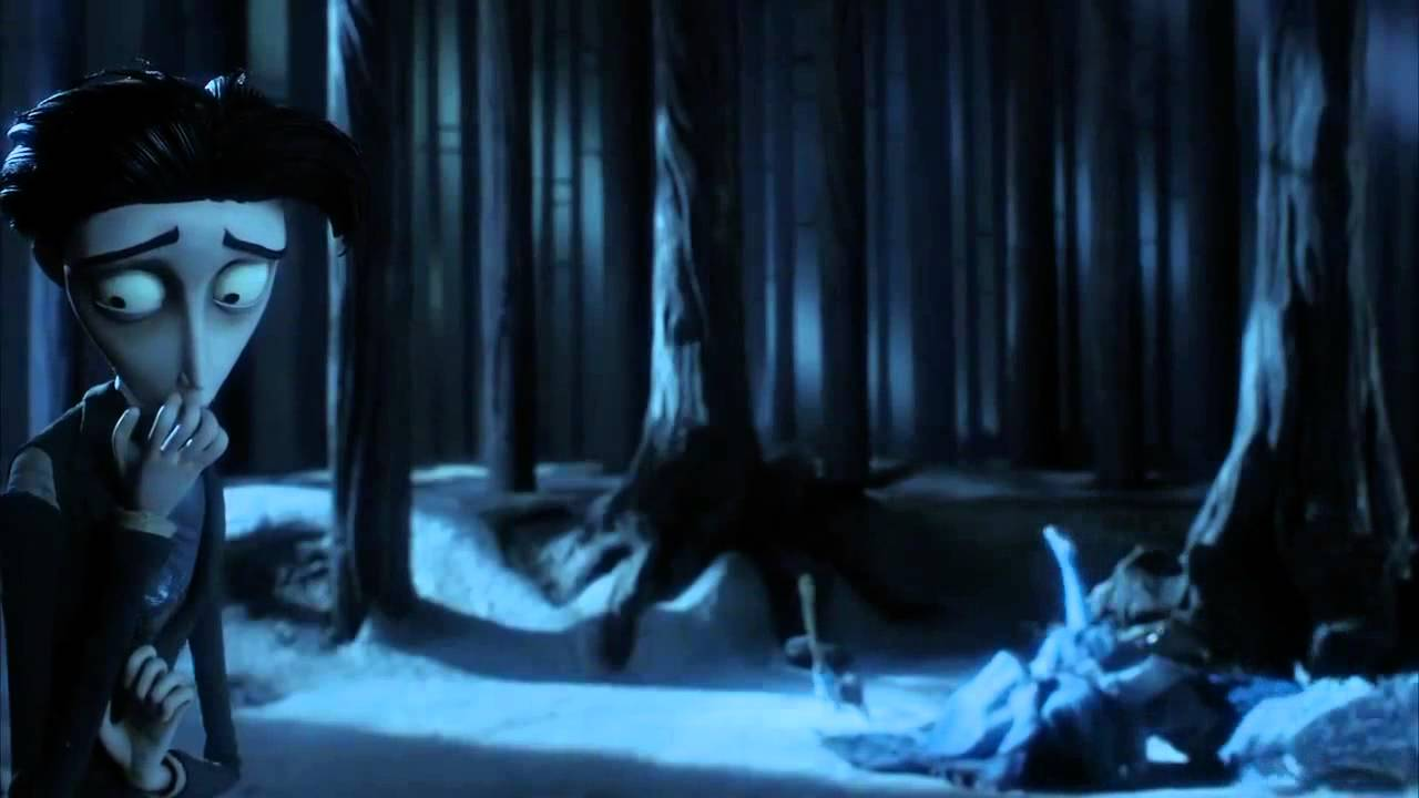 Corpse Bride Under The Moon Dancing Youtube