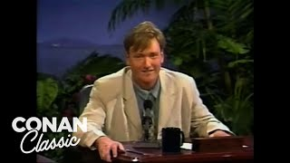 """Conan's """"Late Night"""" Audition"""