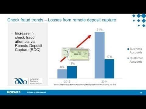 Defend against check fraud with e-signatures and signature v