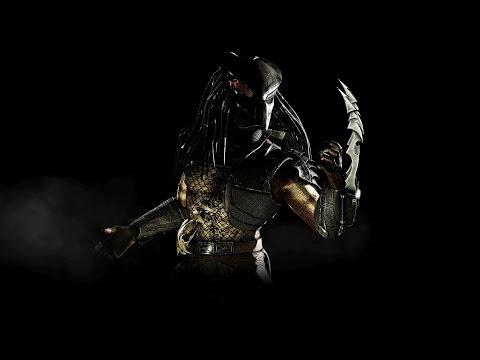 Хищник уже скоро появится в Mortal Kombat X
