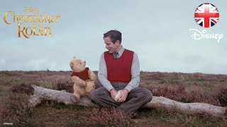 CHRISTOPHER ROBIN   On Blu-ray and DVD December 10   Official Disney UK