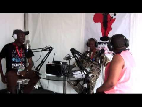 FEMUA 2014 MAXI SEDUMEDI A RADIO AFRIKA