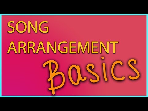Song Arrangement Basics Tutorial – Michael Law ( Songwriting Tips )