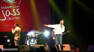 Soulvibe - Dan Bila ~ Arti Hadirmu @ IJF 2013 [HD]
