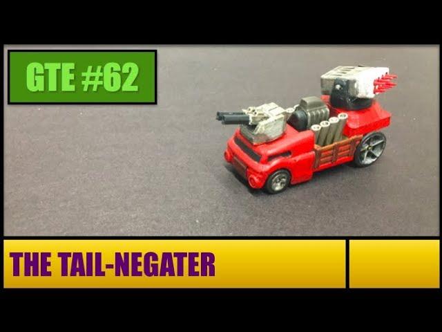 GTE 062 -- The Tail-Negater -- A Gaslands Combat Vehicle
