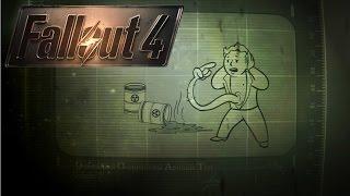 FALLOUT 4: Explaining The New Radiation System!