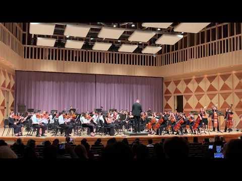 Kastner Intermediate Symphony Orchestra: The Firebird