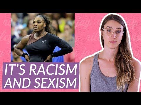 Misogynoir: Why Serena Williams Isn't A Sore Loser | Riley J. Dennis