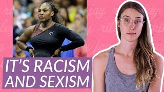 Misogynoir: Why Serena Williams isn't a sore loser | Riley J. Dennis Mp3