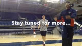 Kyle Wiltjer Breaks Farthest Behind the Back WORLD RECORD