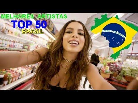Os 50 Melhores Artistas Do Brasil | The 50 Best Artists from Brazil