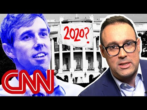 Beto O'Rourke lost in Texas, but 2020's coming ... | With Chris Cillizza