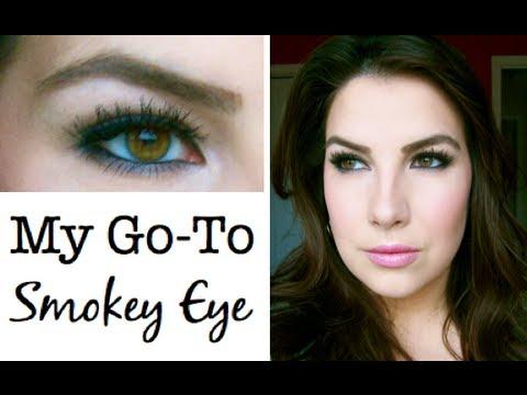 My Go-To Smokey Eye thumbnail