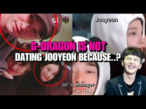 G-Dragon And Lee JooYeon 'dating' Not True Because Of G-Dragon's Manager??? Details All Here
