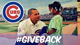 RESPECT THE GAME & MORE | CUBS GIVE BACK PT 2