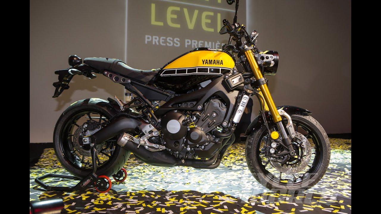 2016 Yamaha XSR900 Neo Retro Cafe Racer