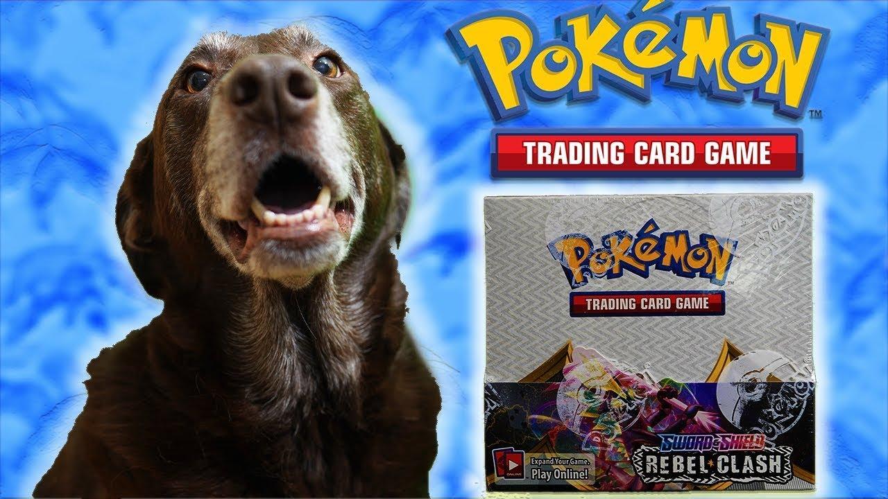 Opening 2x Pokemon Rebel Clash Booster Boxes