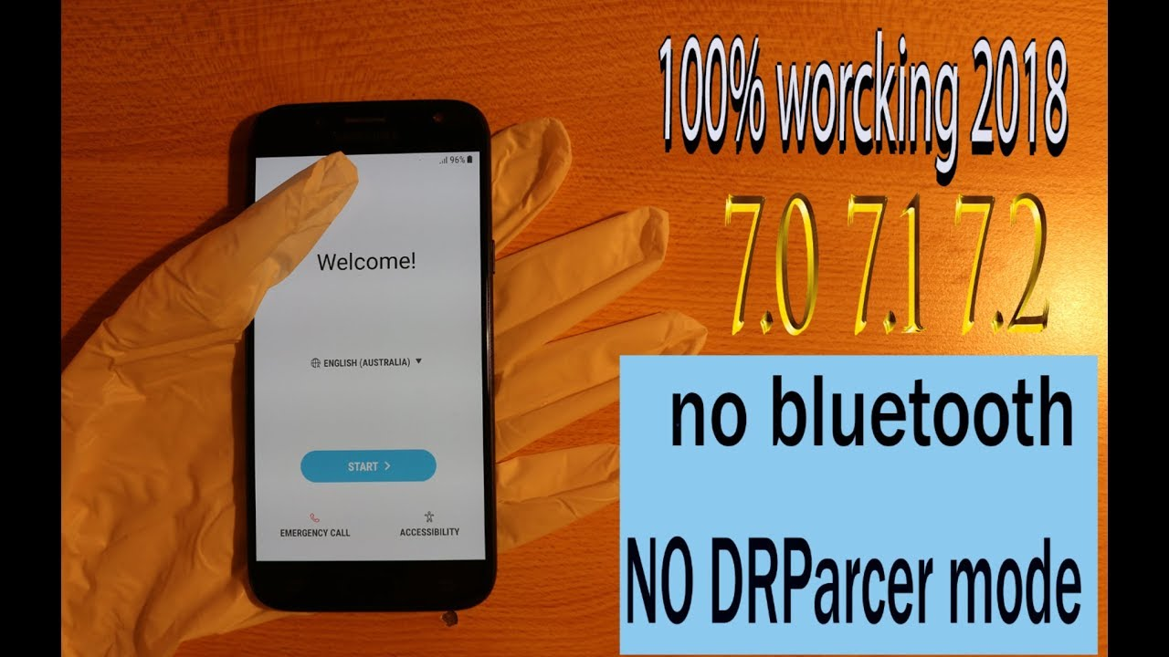 {NO DRParser} How To Remove Google FRP Lock 2018  BYPASS samsung s8/s8/j5  frp| TESTED & 100% WORKING