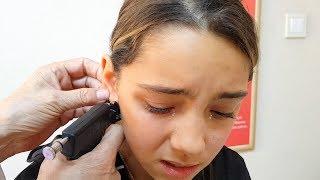 Kulaklarımı Tekrar Deldirdik Korkudan Ellerim Titredi Melike Elif