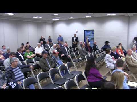 Dozens Come to Speak Against Alliant Energy Rate Increase