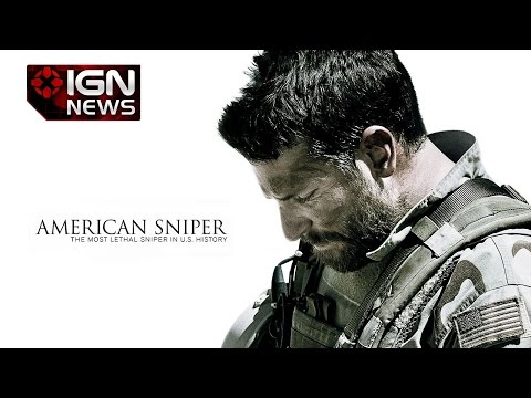 American Sniper (2015) - Final TV Spot (NOW PLAYING) CLINT EASTWOOD Movie HD from YouTube · Duration:  31 seconds