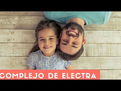 Que es el sindrome de electra y edipo